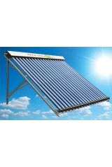 SOLAR PANEL WATER HEATER VACUUM TUBE -  NHS20 -199lt